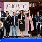 Arona condena las violencias machistas y exige igualdad real entre hombres y mujeres que acompañe a la legislativa