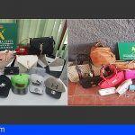 Vendían artículos falsificados en Santiago del Teide y Guía de Isora valorados en medio millón de euros