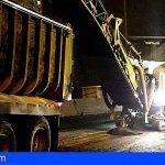 Probarán el asfalto reciclado en las obras de la TF-1 del Sur de Tenerife y otras carreteras
