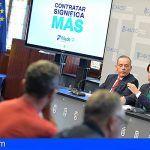 Tenerife | Campaña «Contratar significa más» para fomentar el empleo en las pymes