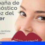 Tenerife | Campaña para el Diagnóstico Precoz del Cáncer Oral realizarán revisiones gratuitas