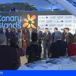 Canarias acude a la World Travel Market con 12 millones de plazas aéreas anuales con el Reino Unido