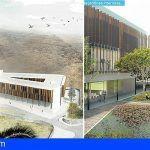 La Gomera | Curbelo presenta el proyecto definitivo del Centro Sociosanitario