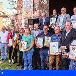 El Cabildo de Tenerife entrega los premios del Concurso Regional de Mieles