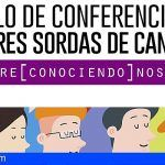 II Ciclo de Conferencias de Mujeres Sordas de Canarias