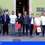 Guía de Isora cerró el año del ERASMUS+ de Vela