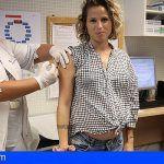 Las embarazas son un grupo prioritario en la campaña de vacunación contra la gripe