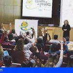 300 docentes de Canarias participan en 'Escuela de profes' de la Fundación DISA y Microsoft