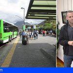 Arona propone una estación de guaguas en Los Cristianos que sustituya la parada preferente y mejore la movilidad