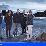 El Gobierno tramita ya las ayudas a Garachico, Tacoronte y La Laguna tras el fenómeno costero