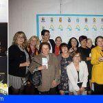 Las asociaciones de mujeres de Guía de Isora reciben el Gánigo 2018