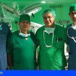 El HUC incorpora un nuevo dispositivo para abordar el glaucoma