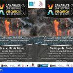 Una ventana volcánica en el Atlántico visita Granadilla y Santiago del Teide