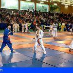 El debut del judo de los XXXII Juegos Cabildo reúne a 140 deportistas en Arona