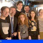 Tinerfeños que viven en Londres comparten sus experiencias a través de la red 'Tenerife forWard'