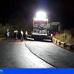 Se inicia la mejora de la vía TF-82, entre Santiago del Teide e Icod
