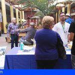 Instalan mesas informativas en La Gomera para concienciar sobre la diabetes
