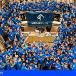 Tenerife recibe mañana un crucero con medio millar de nómadas digitales