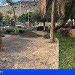 Ponen en funcionamiento el parque canino de San Sebastián de La Gomera