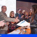 Loro Parque Fundación entrega 6000€ en premios a los mejores Trabajos de Fin de Grado en Ciencias de la ULL