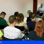 La Gomera   Presentan las ayudas a los empresarios afectados por las obras de la Avenida Marítima