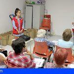 Cruz Roja apoya a 426 personas en situación de pobreza energética en Tenerife