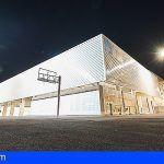 Invierten 590.000 euros en las mejoras del polideportivo municipal de Fasnia
