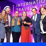 La promoción de Canarias, la más premiada en World Travel Market