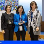 El Parlamento de Canarias recibe dos premios 'Estrellas de Europa'