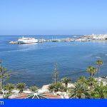 Prórrogan el contrato de la línea de transporte marítimo Santa Cruz -Los Cristianos-La Estaca