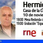 Radio Nacional de España elige La Gomera para grabar una edición especial del programa 'Espacio en Blanco'