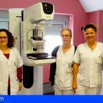 La Candelaria amplía su cartera de servicios con un nuevo mamógrafo digital con tecnología 3D