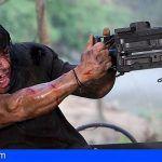 'Rambo V' dejará  en Tenerife más de ocho millones de euros