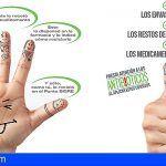 SIGRE lanza en canarias la campaña 'GRACIAS POR ECHAR UNA MANO' correcto reciclado de los medicamentos