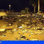 La Caixa establece un plan de ayudas para los afectados por el temporal de Tenerife de este fin de semana