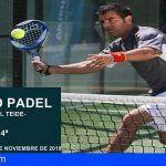 Santiago del Teide acoge la III edición del Torneo de Pádel
