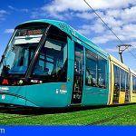 Tenerife | El tranvía operará esta nochebuena hasta las 20:30 horas