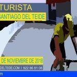 Más de 150 ciclistas participarán en la VI Marcha Cicloturista de Santiago del Teide