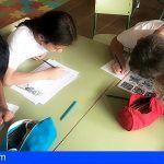 San Miguel acoge un proyecto de refuerzo educativo dirigido a la infancia