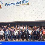 Un grupo mayores de San Miguel visitó Gran Canaria