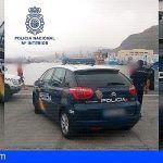 La Policía Nacional detiene a 5 patrones de la patera que llegó a Los Cristianos