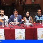 """El Alcalde de Santiago del Teide presenta el proyecto """"Propaes-Bambú"""""""