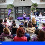 Granadilla reafirma su compromiso para impulsar políticas de igualdad y contra la violencia de género