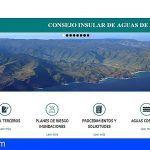 El Consejo Insular de Aguas de La Gomera renueva su portal web