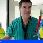 La Candelaria utiliza modelos elaborados en 3D para abordar las cirugías hepáticas más complejas