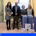Granadilla incrementa el banco de préstamo ortopédico para personas con problemas de movilidad