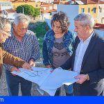 El Cabildo inicia en Fasnia la obra para renovar la red de abastecimiento de agua de Los Roques