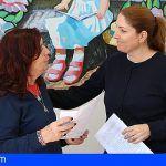 Arona renueva el convenio con AMATE para apoyar a los pacientes con cáncer de mama del municipio