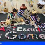 La artesanía gomera participa desde este miércoles en la feria regional del sector