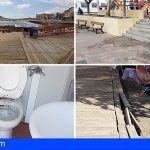 El colectivo vecinal BUGA denuncia el abandono turístico del municipio de granadilla
